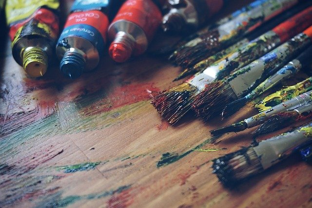 different kinds of painting styles